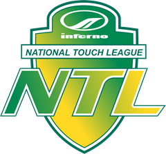 National Touch League DAY 4 - Team 1 v Team 2 Slate Image